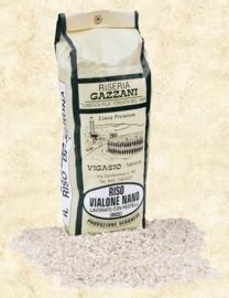 Vialone Nano rijst voor risotto 1 Kg  /t.h.t. 30-06-2021
