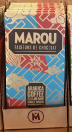 Marou Arabica Coffee & Lam Dong 64% / t.h.t. 03-03-2021