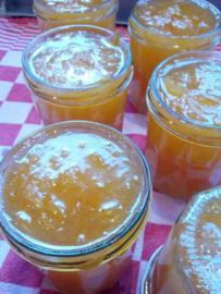 Citroenmarmelade (basisrecept voor alle citrus)