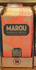 Marou Ba Ria 76% / t.h.t. 04-03-2021