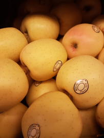 GOLDEN DELICIOUS | TEELT: REGULIER-ITALIE| 13 KG