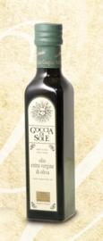 Olijfolie extra vergine Goccia di sole uit Apulië 0,5 L / t.h.t. 03-06-2021
