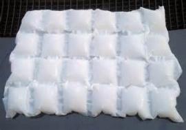 Ice pack XL / Icepacks / droogijs / zwellen op in water/ ijsgel / koelelement / 4x6 cell, 28x40 cm, 800 gr hydrated | per 5 stuks/vel (droog)
