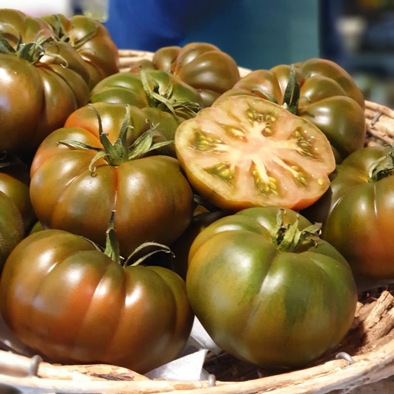 Marmande tomaten | tomaat  |  teelt: bio - Spanje | per 500gram