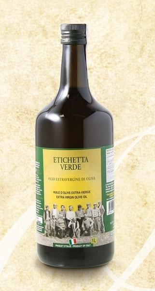 Olijfolie extra vergine uit Apulië / fles 1 L /  t.h.t. 04-06-2021