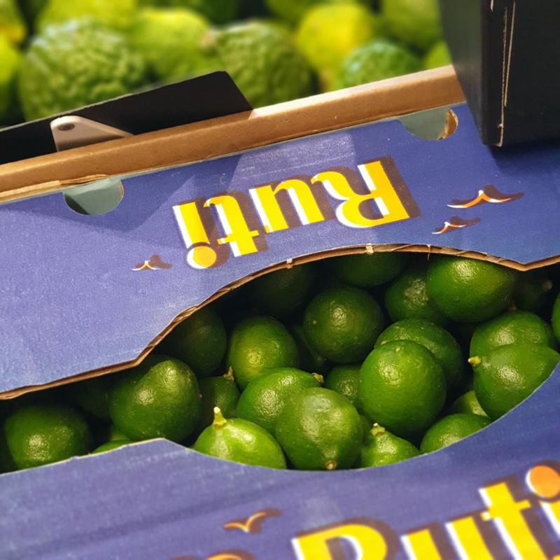 Limequats | Mini limes | Peru | doos 2 kilo