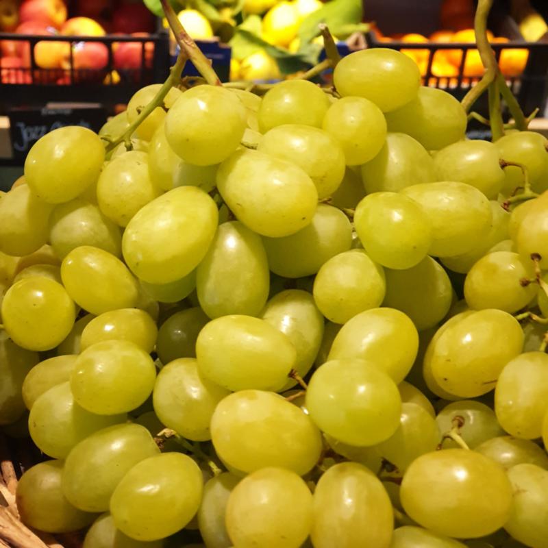Thompson Seedless Druif | Groene druiven | teelt: REGULIER - CHILI | 500gram