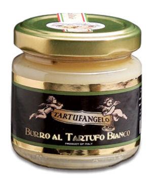 Truffelboter met witte truffel    80 g / t.h.t. 10-12-2023