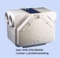 Velu VHR-275/300/400 filters (1 set)  afmeting 49 x 23 cm