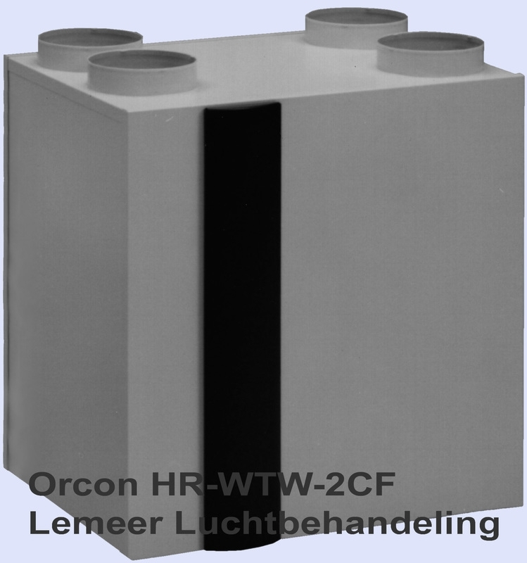 Orcon HR-WTW-2CF filters (5 sets)  afmeting 41,5 x 23,5 cm.