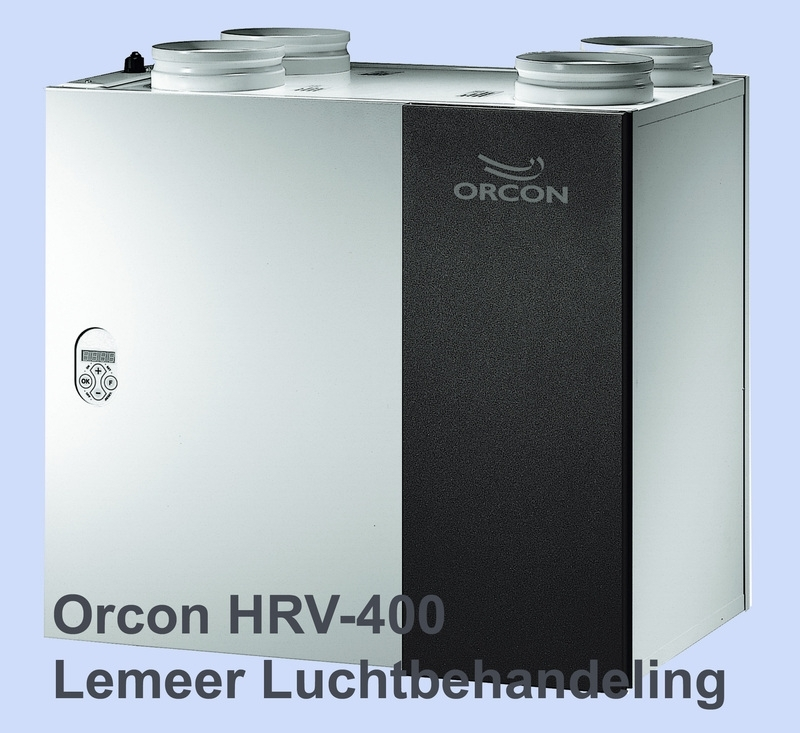 Orcon HRV-275 (met bypass)  Orcon HRV-400 filters (10 sets)  afmeting 49 x 23 cm