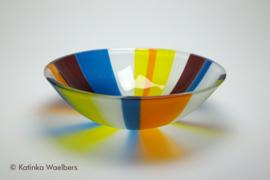 Toegepaste glaskunst: schalen