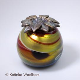 Toegepaste glaskunst: urnen