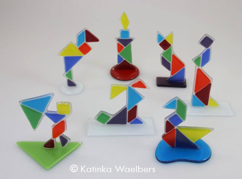 tangram beeldje