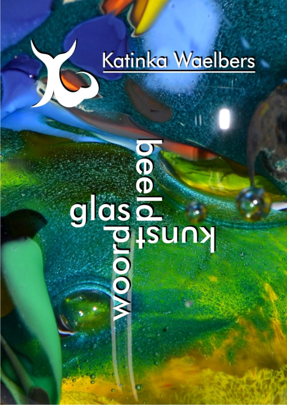 Foto en gedichtenbundel Katinka Waelbers