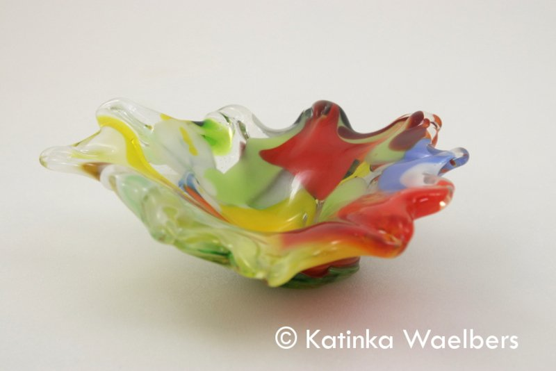 It's all about color: dish 2