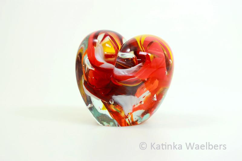 Glazen hart