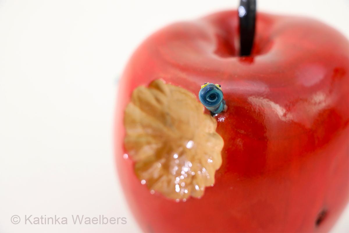 Appeltje voor de dorst (hoogte 15 cm)