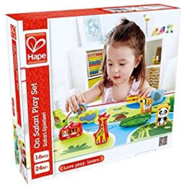 Hape On Safari Play Set