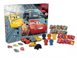 Disney Cars 3 Gum Puzzel Advent Kalender