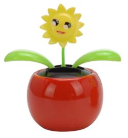 Tender Toys Solarbloem Zon  10 cm