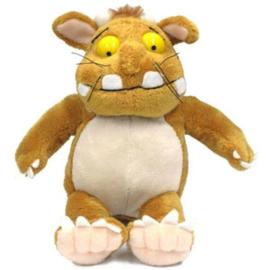 De Gruffalo knuffel kind van De Gruffalo 18 cm lichtbruin
