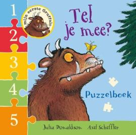 Puzzelboek Gruffalo Tel je mee