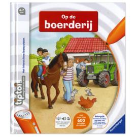 Tiptoi Boek - Op de Boerderij