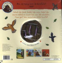 Handpopboek: Wie is er bang voor de Gruffalo (met handpop!)