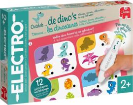 Jumbo Electro Wonderpen Dino's + Licht en Geluid