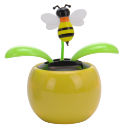 Tender Toys Solarbloem Bij 10 cm