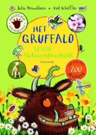 Doeboek: Gruffalo Natuurspeurboek Lente
