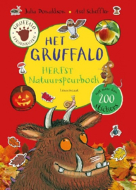 Doeboek: Gruffalo Natuurspeurboek Herfst