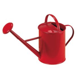 Glückskäfer gieter met broes 1 liter rood