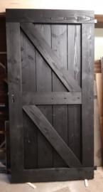 Zwarte Boeren Poortdeur