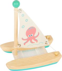Small Foot Catamaran Octopus