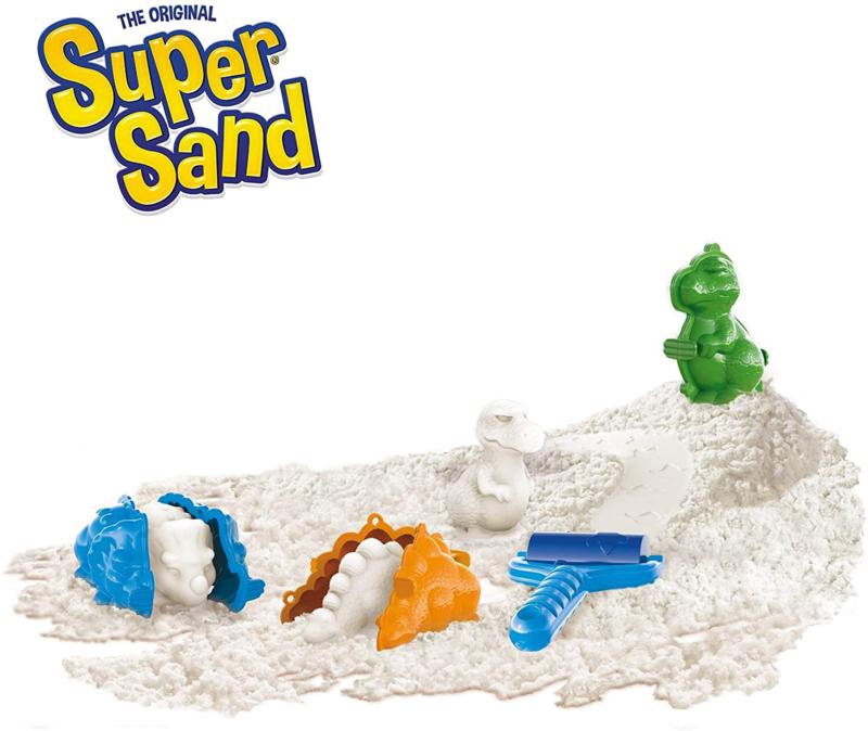 Goliath Super Sand Dinosaurs speelzand Kinetisch Zand