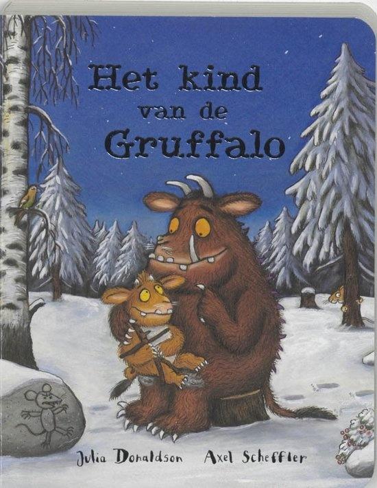 Voorleesboek Het kind van de Gruffalo (kartonboek)