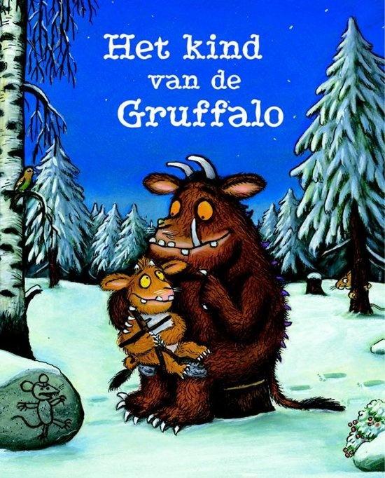 Prentenboek Het kind van de Gruffalo (hardcover)