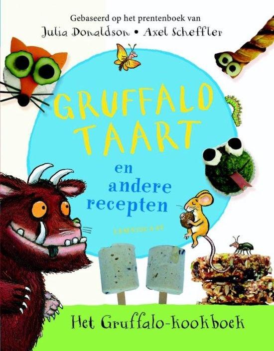 Kookboek:  Gruffalotaart en andere recepten