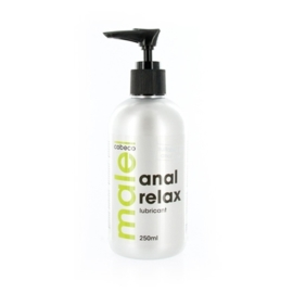 MALE  Anal Relax Lubricant (250ml)