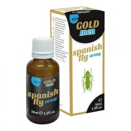 Spanish Fly Mannen  Gold strong 30 ml