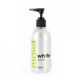 MALE  White Lubricant (250ml)
