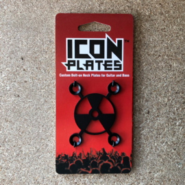 Nuke X - Industrial Black - Backplate