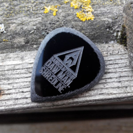 Dawman Picks - ShredLine Standard Black 3mm