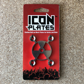 Nuke X - Stainless Steel - Backplate