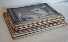 19 handwerkboeken en tijdschriften