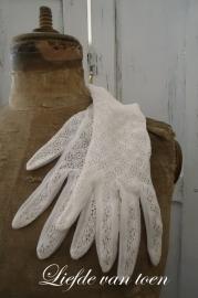 Handschoentjes VERKOCHT