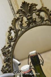 Sierlijke spiegel VERKOCHT