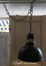 Industriele lamp VERKOCHT